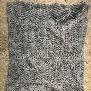 LOFT Knit Infinity Scarf
